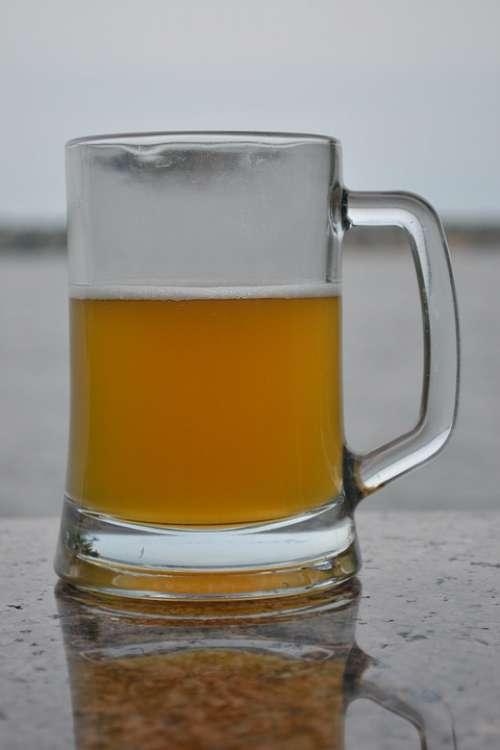 Beer Glass Beverage Mug Cold Ale Pint