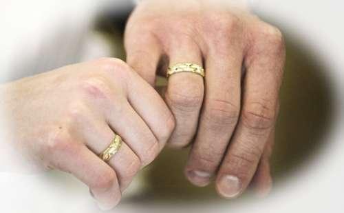 Before Community Wedding Rings Luck Family