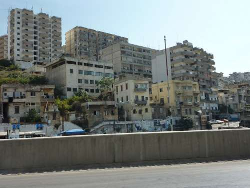 Beirut Lebanon City