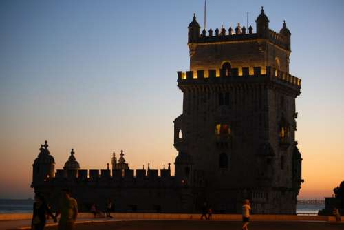 Belém Tower Lisbon Portugal
