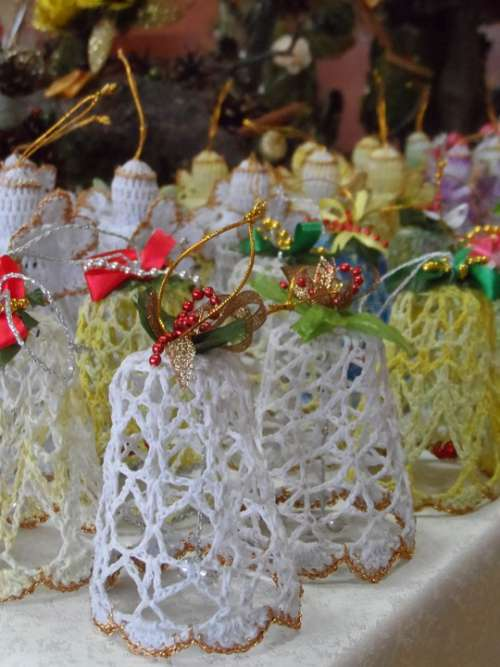 Bell Holidays Lace Christmas Winter