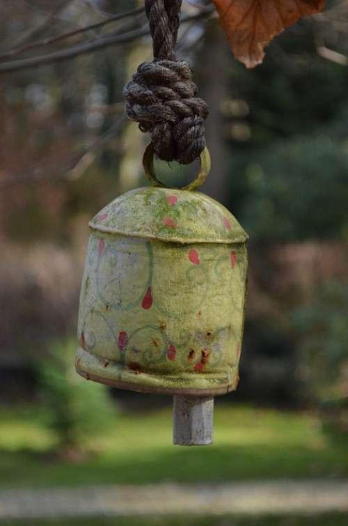 Bell Garden Decoration Windspiel