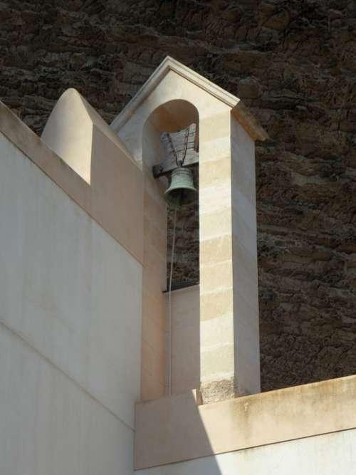 Bell Bell Tower Depend Church Chapel