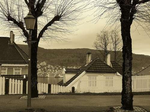 Bergen Norway Nordnesgutt Nostalgia Views Building