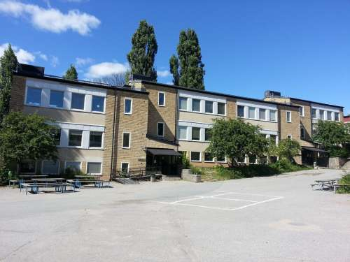 Bergshamra School School Solna