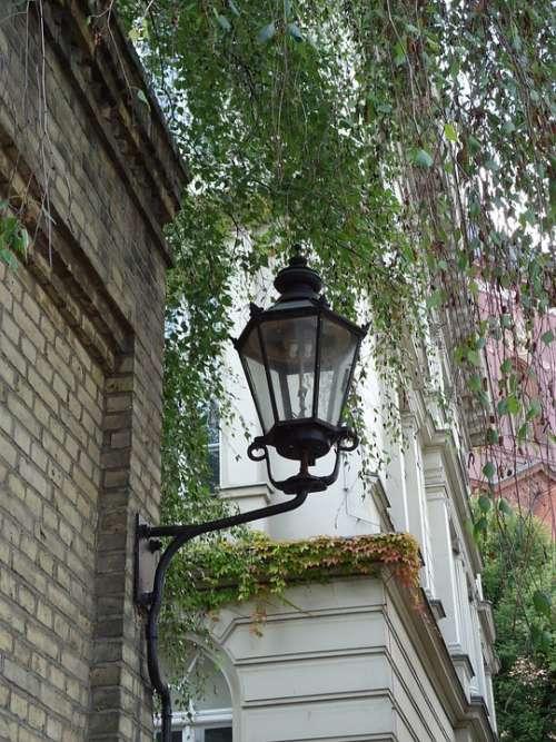 Berlin Spandau Lamp Light Wall Birch