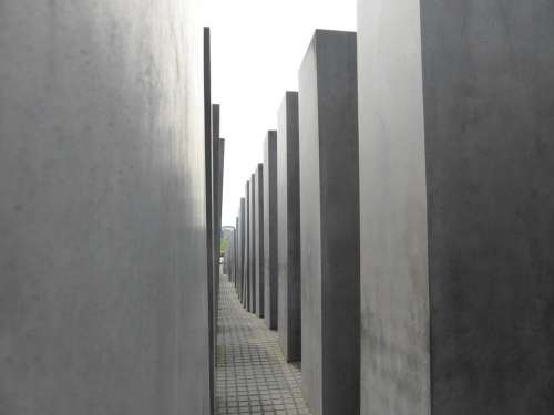 Berlin Holocaust Memorial Europe Monument