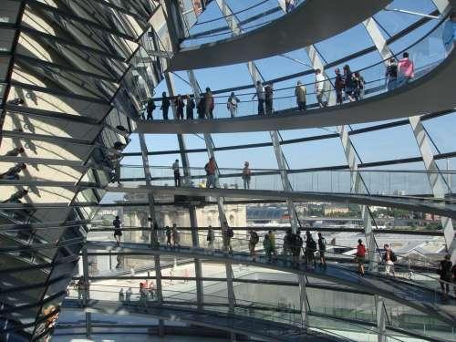 Berlin Germany Glass City Deutschland Cities