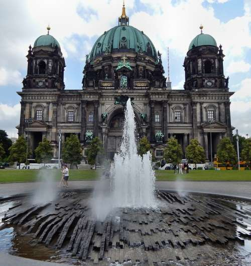 Berlin Architecture The City Of Berlin The Cathedral