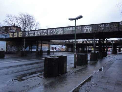 Berlin Road Graffiti