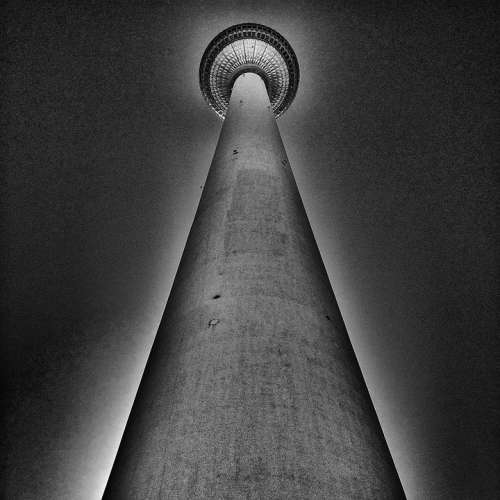 Berlin Tv Tower Alexanderplatz Architecture Germany