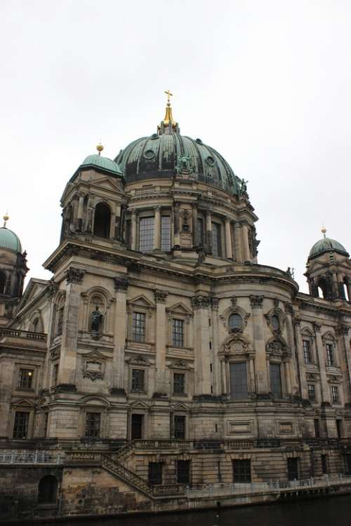 Berlin Cathedral Berlin Dom Dome Architecture