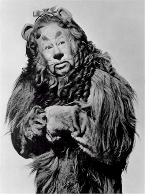 Bert Lahr Actor Cowardly Lion Character