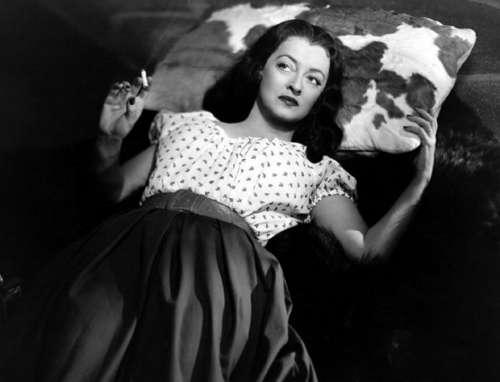 Bette Davis Actress Classic Movie Nostalgia