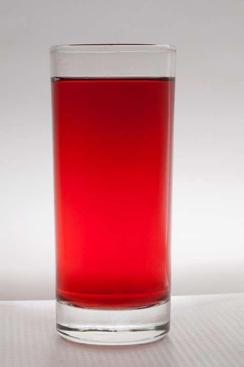 Beverage Glass Red Drink Liquid Drinking Juice