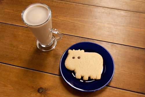 Beverage Biscuit Breakfast Brown Coffee Cookie