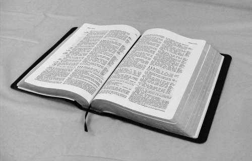 Bible Book Text Word Scripture Faith Read