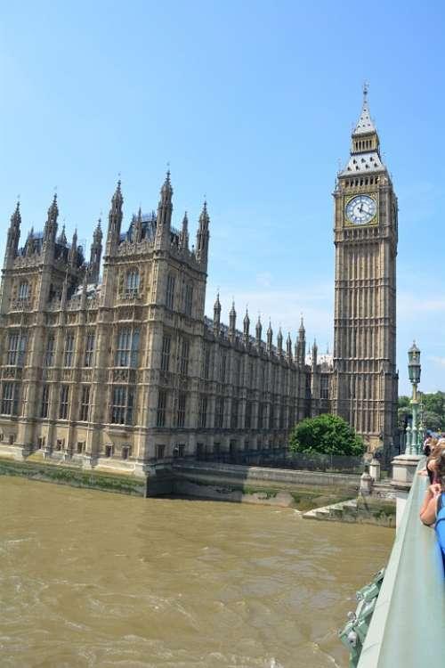 Big Ben Parliament London