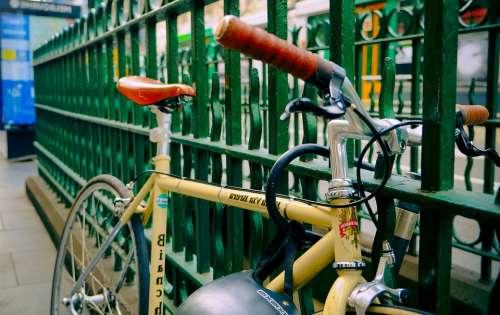 Bike Melbourne Bicycle Vintage Racing Bicycle