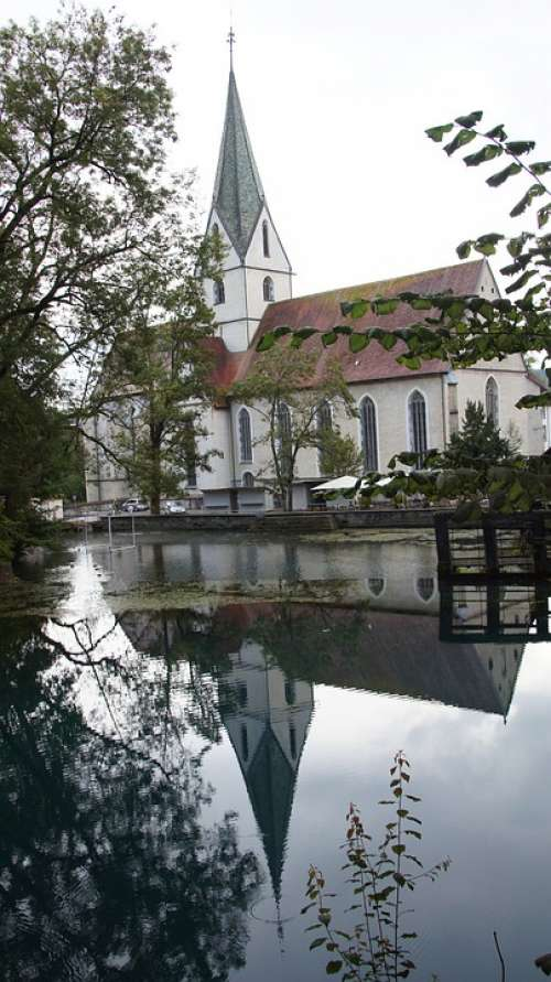 Blautopf Blaubeuren Monastery