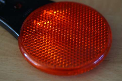 Blinker Reflector Flash Warning Road Protection