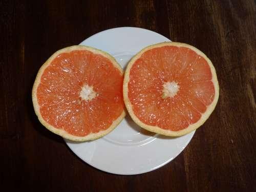 Blood Orange Fruits Fruit Citrus Fruits Fruity