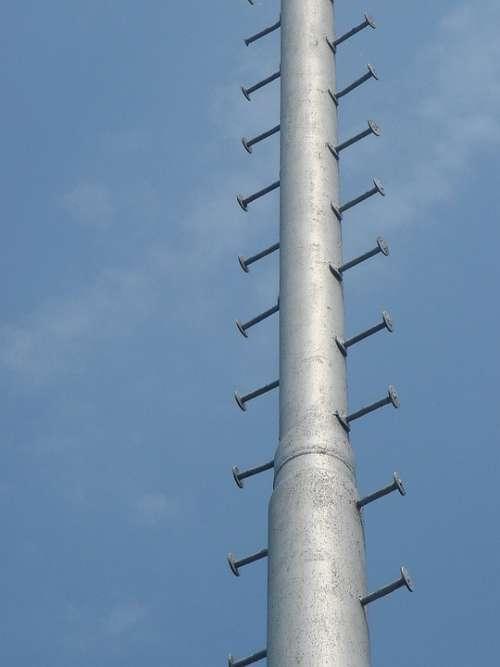 Blue Sky Mast Height Output Keep Up