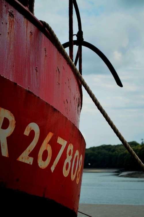 Boat Ship Navigation Marine Maritime Brittany