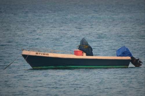 Boat Sea Fishing Boat