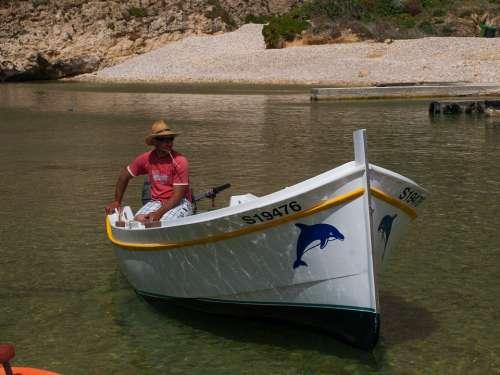 Boat Sea Gozo