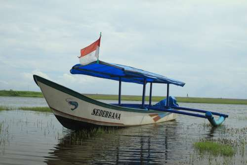 Boat Ship Beach