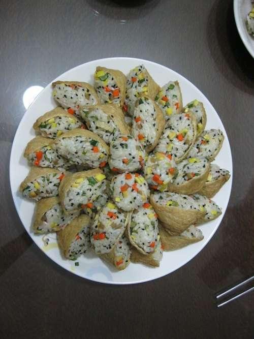 Bob Inari Condiments Plate