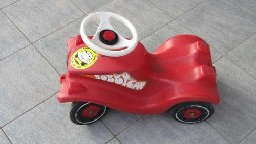 Bobby Car Children'S Vehicles Vehicles Toys