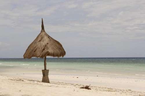 Bohol Beach Sea