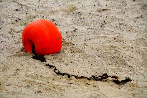 Boje Beach Sand Washed Up On