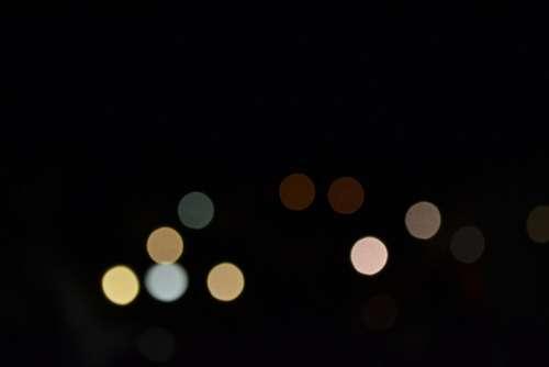 Bokeh Lights Blur