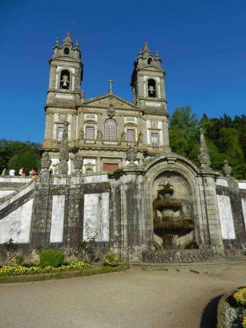 Bom Jesus Do Monte Portugal Church