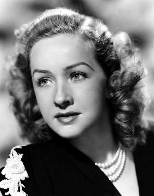 Bonita Granville Actress Television Producer Film