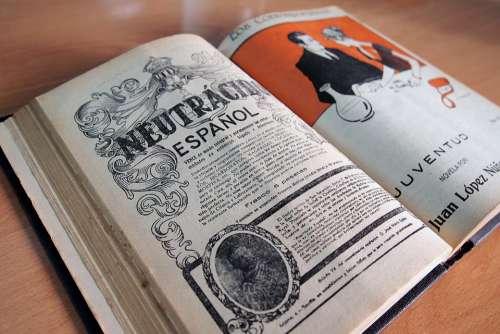 Book Old Spanish