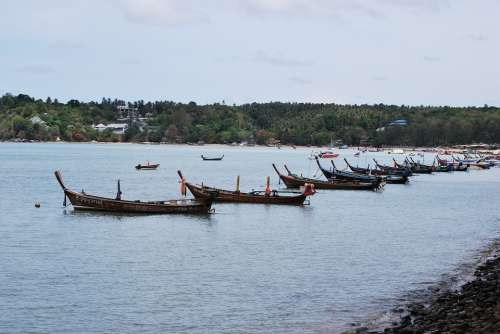 Boat Ship Boats
