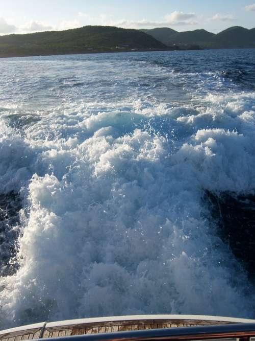 Boat Sea Summer