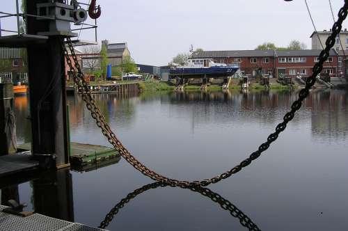 Bootshebeanlage Hamburg