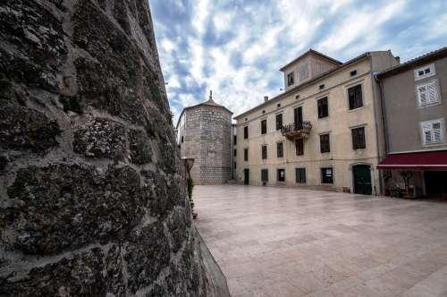 Borgo Istria Piazza Croatia August
