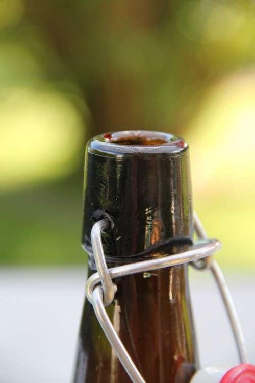Bottle Bottleneck Beer Bottle Beer Glass Drink