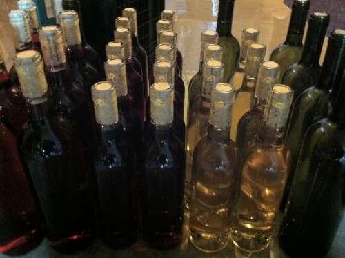 Bottles Wine Keller