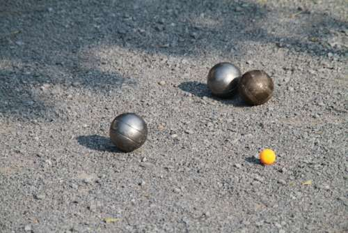 Boule Balls Play France French