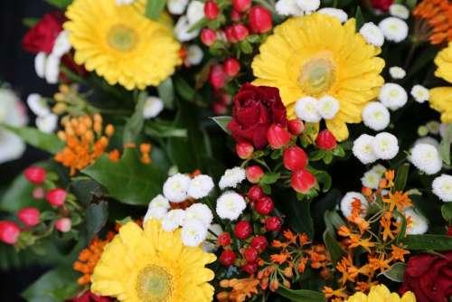 Bouquet Celebration Flowers Spring Wedding Bouquet