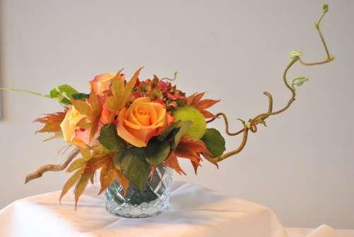 Bouquet Flowers Decoration