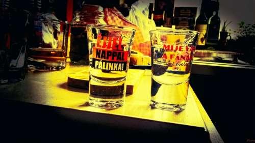Brandy Glass Party