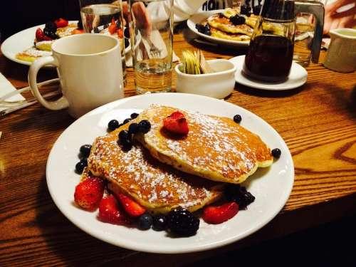 Breakfast Food Coffee
